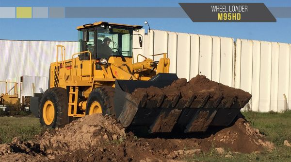 Wheel Loader M95HD - 10582816N