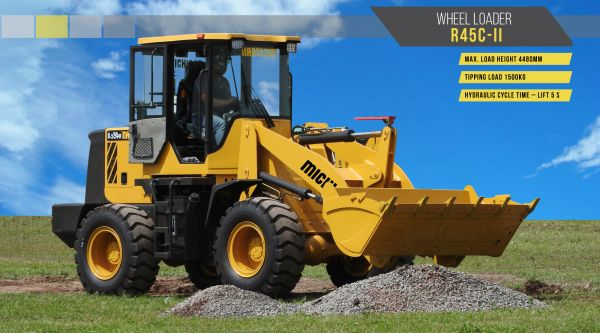 10582005N - Wheel Loader R45C-II