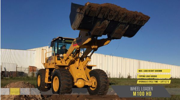 10582820N - Wheel Loader M100HD